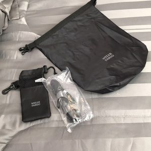 Hiking Bag Kit from Wells Fargo NWT